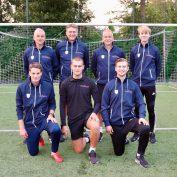 Trainers nieuw in de kleding dankzij uitzendbureau Meiwurkje te Heerenveen.